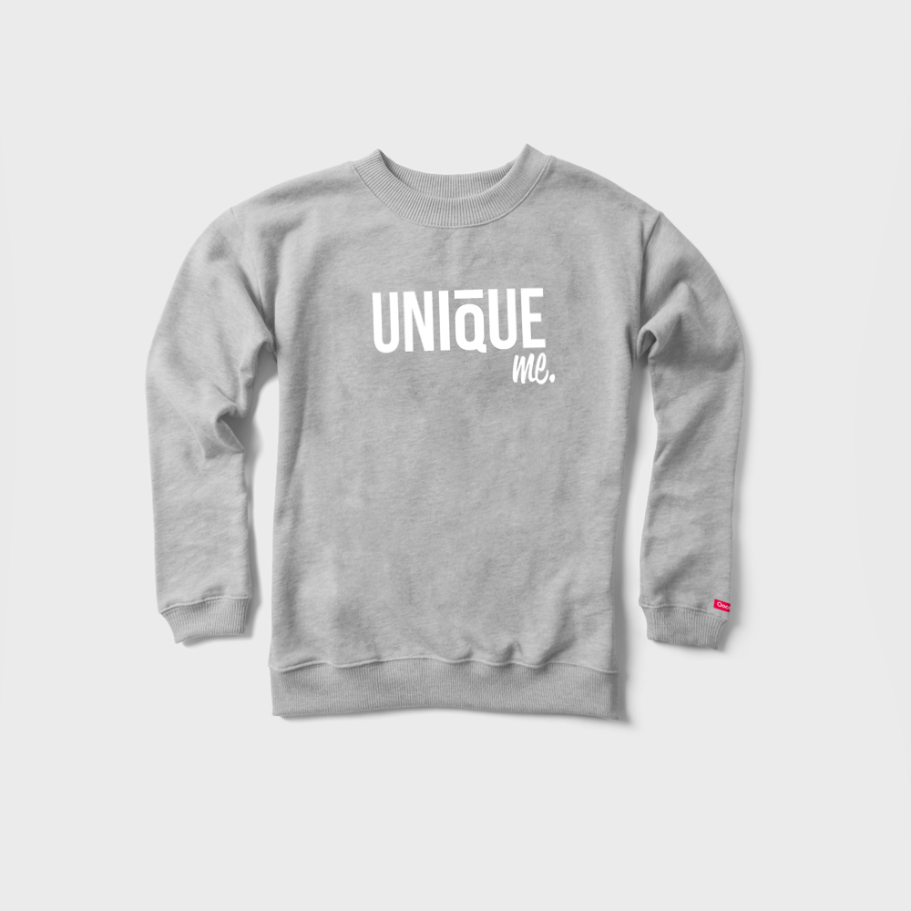 WOMEN-QOCOON-Sweater-UNIQUE-Gray-Front